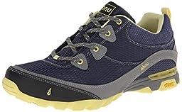 Ahnu Women\'s Sugarpine Air Mesh Hiking Shoe,Astral Aura,8.5 M US