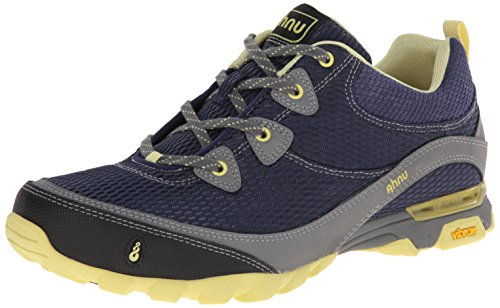Ahnu Women's Sugarpine Air Mesh Hiking Shoe,Astral Aura,8 M US