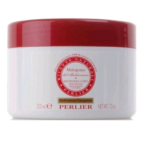 Perlier Mediterranean Pomegranate Body Mousse