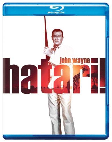 Hatari (1962) (BD) [Blu-ray]