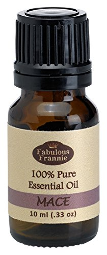 Mace 100% Pure, Undiluted Essential Oil Therapeutic Grade - 10ml- Great For Aromatherapy!
