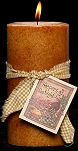 ACheerfulCandle PS36-41 3 in. x 6 in. Praline Caramel Sticky Buns Candle