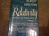 Relativity: The Special and the General Theory; A Popular Exposition by Albert Einstein