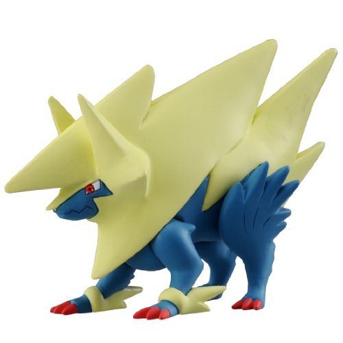 "Takaratomy Official Pokemon X and Y SP-23 2.5"" Mega Manectric Action Figure"
