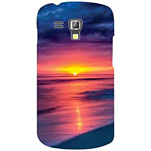 Samsung Galaxy S Duos 7562 Back Cover - Sunset Mode Designer Cases