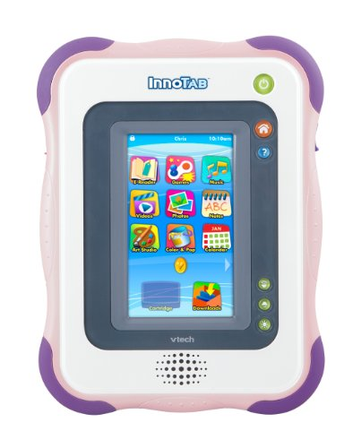 Vtech InnoTab Interactive Learning Tablet - Pink (USA Import)