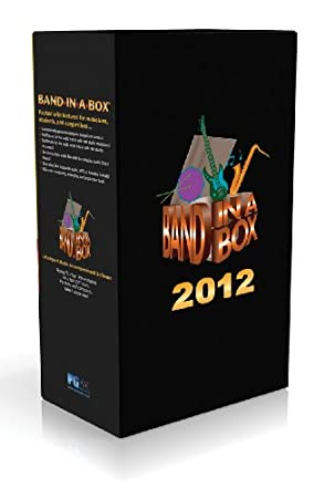 PG Music Band-in-a-Box 2012 EverythingPAK (HD-Win)