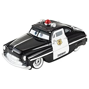 Disney Pixar Cars 2 Color Changers - Sheriff