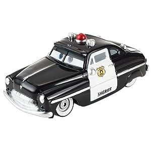 Disney Pixar Cars 2 Color Changers - Sheriff