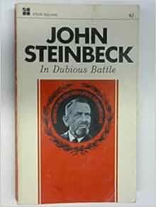 John Steinbeck's in Dubious Battle&nbspTerm Paper