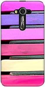 The Racoon Lean soft pastels hard plastic printed back case/cover for Asus Zenfone 3 Laser Ze 520Kl