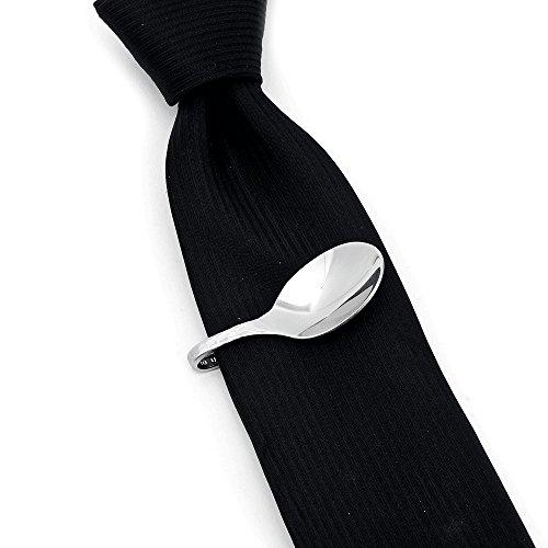 acero-inoxidable-grava-cuchara-clip-de-corbata-camarero-la-comida-en-el-restaurante-del-cocinero