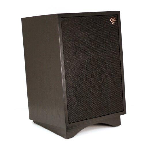Klipsch Heresy Iii Three-Way Horn-Loaded Loudspeaker With 12-Inch Woofer (Black)