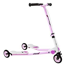 Y-volution Yfliker F1 Scooter - Pink