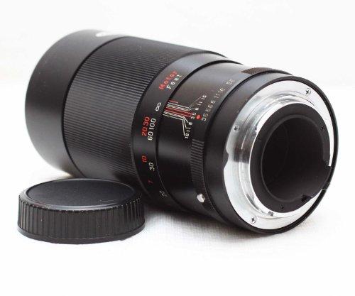 Vivitar 200Mm 1;3.5 Auto Telephoto Lens W/Vivitar 62Mm Skylight (1A)