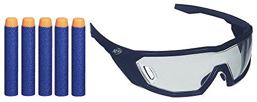 Nerf - Gafas y dardos Elite (Hasbro A5068E24)