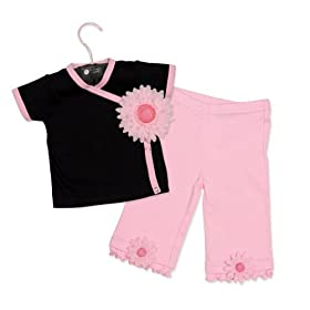 Mud Pie Baby Clothing Set