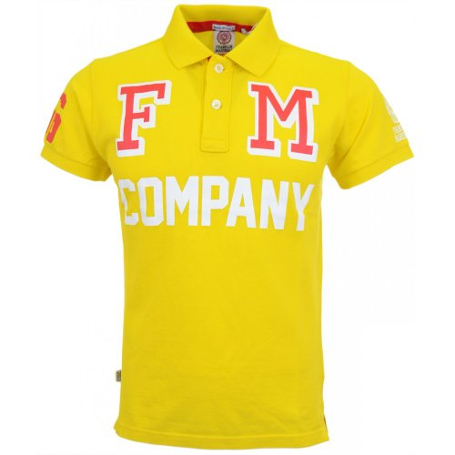 Franklin & Marshall -  Polo  - Uomo giallo medium
