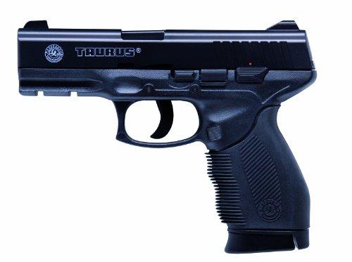 Taurus Softair Pistole PT24/7 (<0,5 Joule), schwarz, 201889