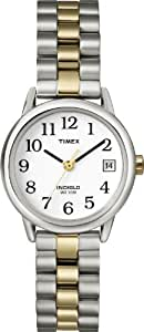 Timex Women's 2N173 Easy Reader With Date Watch
