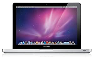 Apple MacBook Pro MD313D/A 33,8 cm (13,3 Zoll) Notebook (Intel Core i5-2435M, 2,4GHz, 4GB RAM, 500GB HDD, Intel HD 3000, Mac OS)