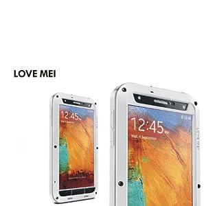 Carcasa funda para Samsung Galaxy Note 3 Ⅲ N9000 Resistente tiempo malo/SUV/choque-varios colores (Blanco)  Hogar Comentarios de clientes y más información