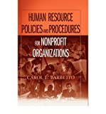 img - for [ Human Resource Policies and Procedures for Nonprofit Organizations ] By Barbeito, Carol L ( Author ) [ 2006 ) [ Paperback ] book / textbook / text book