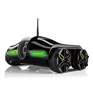 Rover 2.0 App-Controlled Wireless Spy Tank