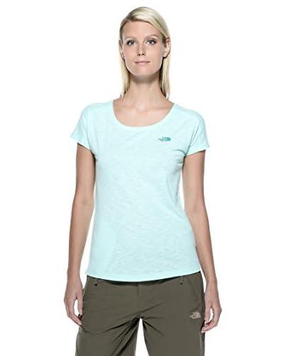 The North Face Camiseta Ridgeline Top Beach Verde