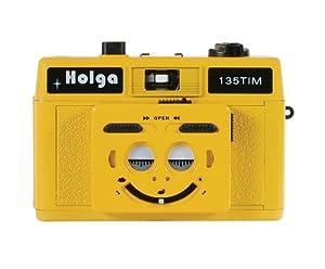 Holga 208120 135Tim Plastic Camera (Yellow)