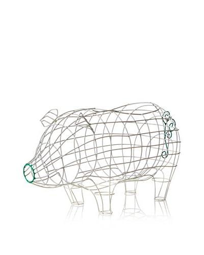 Seletti Fantastico Domestico Pig Basket