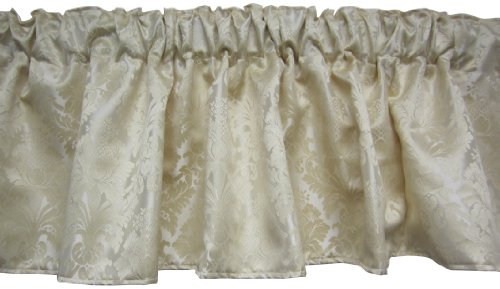Baby Doll Bedding Gold Sensation Valance, Gold