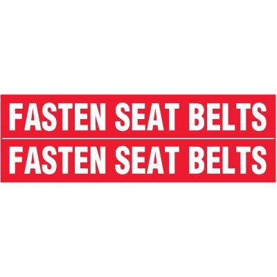 Clean Seat Belts