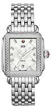 Michele Deco Diamond Geometric Mosaic Ladies Watch MWW06T000069