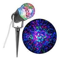 Gemmy Lightshow Multicolor Kaleidosco…