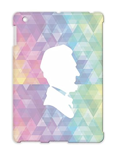 Abraham Lincoln White White Tpu For Ipad 3 President Clinton Peace Election Freedom Congress State War Civil Democrat Bush Miscellaneous Hope Usa America States Secession Republican Fun Slavery United Senate News Politics Protective Case