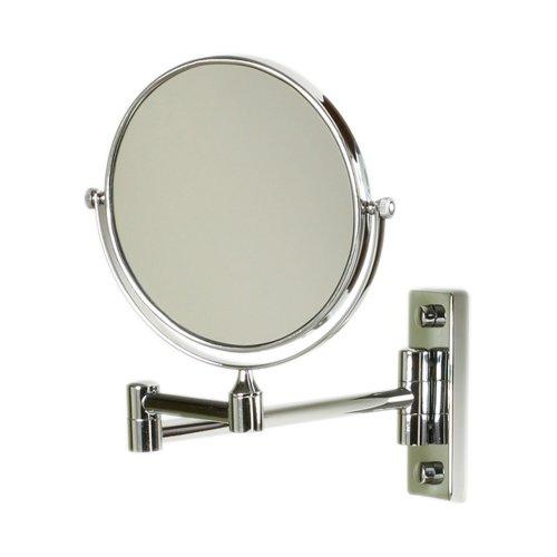 Zenith Magnifying Extension Mirror, Chrome