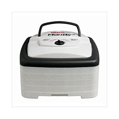 Square Dehydrator and Jerky Maker, Adjustable Thermostat, 700 Watts Motor