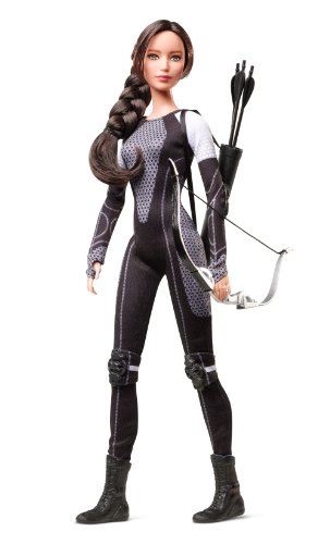 Barbie Collector The Hunger Games: Catching Fire Katniss Everdeen Doll - Discontinued by Manufacturer