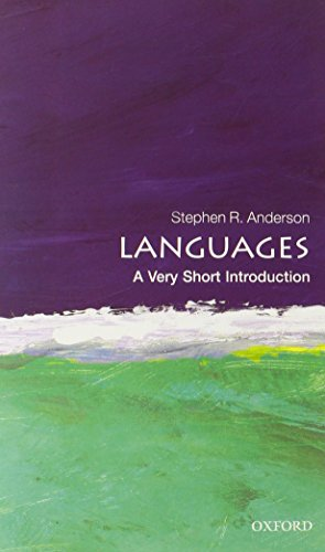 Languages (Very Short Introductions)