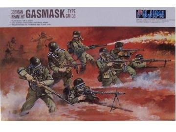 1/76 WA-28 ガスマスク
