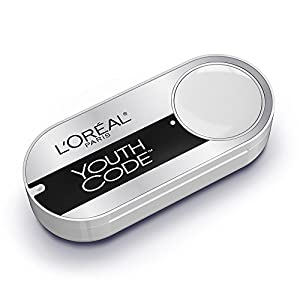 L'Oreal Youth Code Dash Button from Amazon