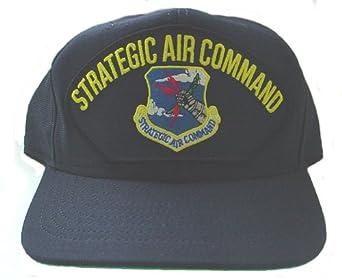 Strategic Air Command Air Force Cap