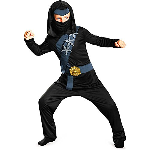 Blackstone Ninja Classic Toddler Costume - 3T-4T