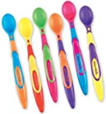 Munchkin 6 Pack Soft-Tip Infant Spoon