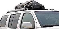 Soft Cargo top Carrier Bag for Cars Vans and Suvs Large Capacity 39""