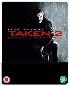 Taken 2 - Limited Edition Steelbook (Blu-ray + UV Copy)