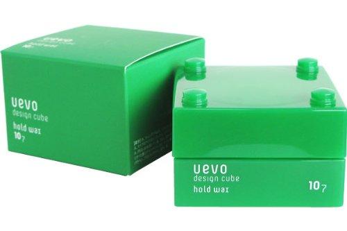 Uevo Design Cube Hair Wax - Hold - 30g (Uevo Hair Wax compare prices)
