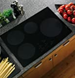 GE PHP900DMBB Profile 30&quot; Black Electric Induction Cooktop