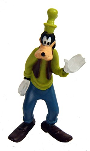 "Disney Mickey Mouse Clubhouse 2""-3"" Goofy Figurine Cake Topper"